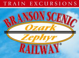 Branson Scenic Railway Train Excursions