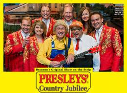 Presleys Country Jubilee